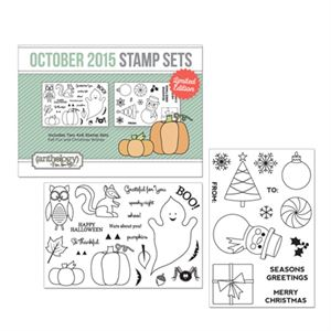 Picture of October Stamp Set
